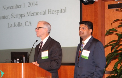 Drs Michael Lobatz and Harish Hosalkar as Co-Directors