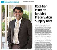 Hosalkar Institute for Joint Preservation & Injury Care