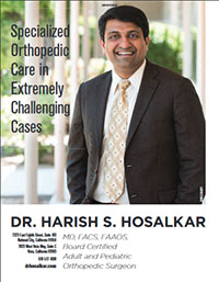 Specialized Orthopedic Care in Extremely Challenging Cases